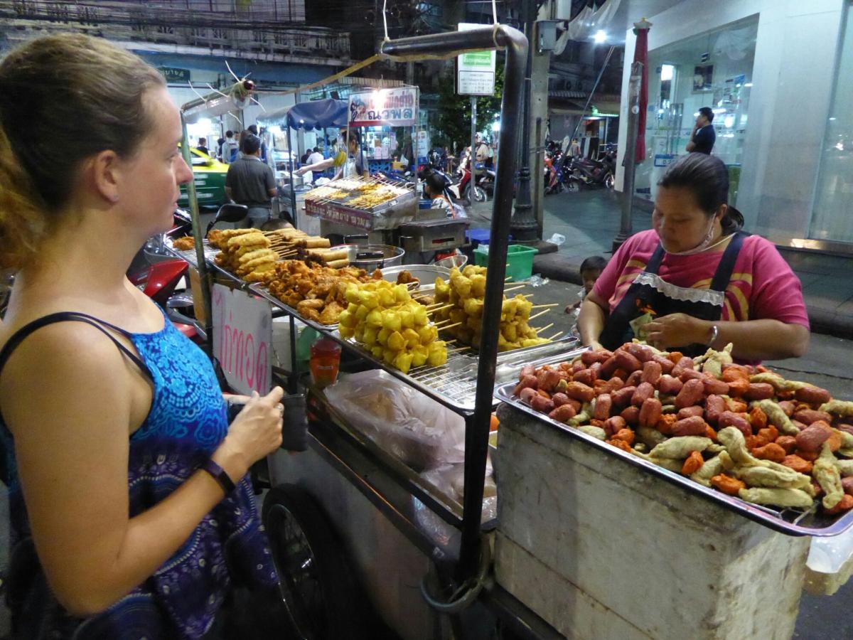 8.2.17 Bangkok Farewell &Food