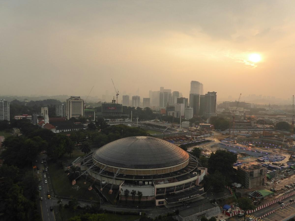 10.3.17 Penang to KualaLumpur